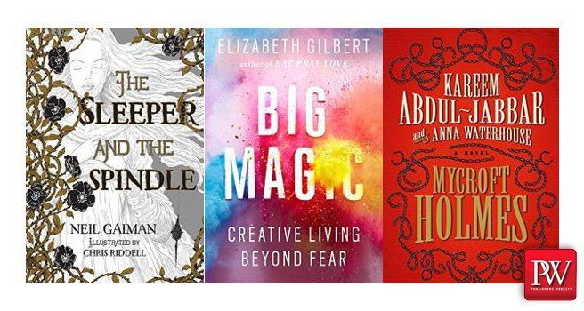 PW Picks: Books of the Week, September 21, 2015