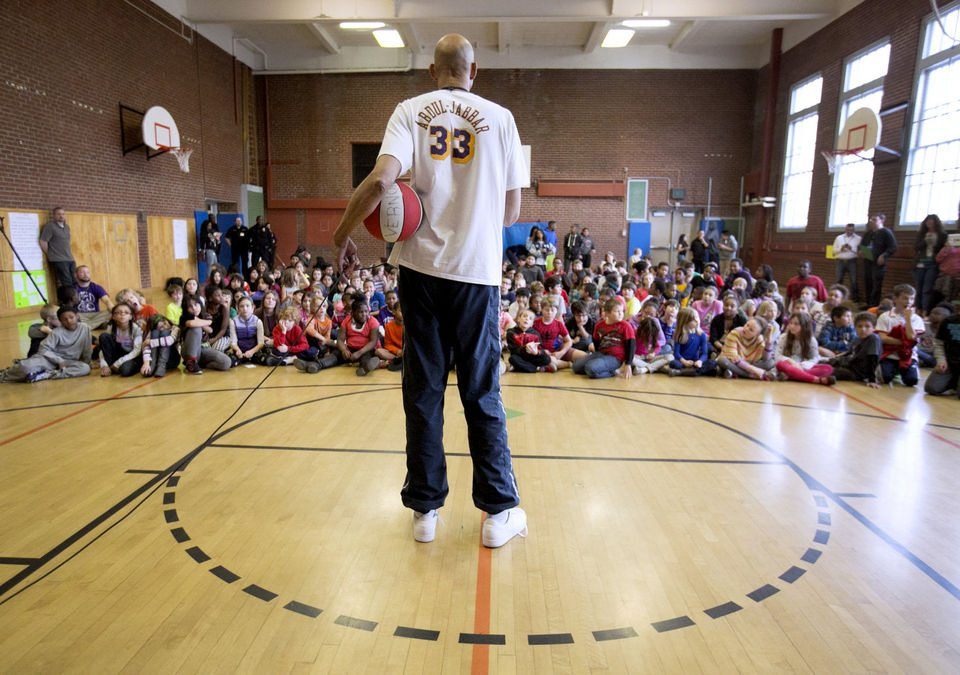 KAJ at Vernon Elementary School in Portland