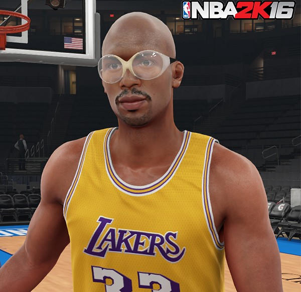 NBA 2K16 welcomes Kareem back to the game!