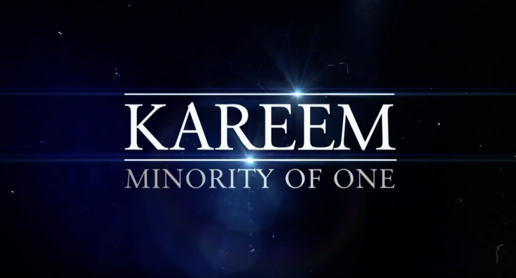 Kareem: Minority of One