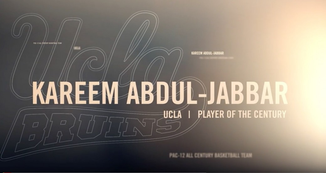UCLA's Kareem Abdul-Jabbar selected as Pac-12 Men's Basketball Player of the Century