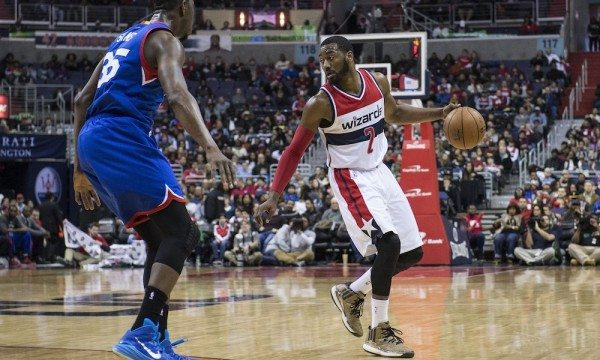 Wizard's John Wall 'honored' to wear custom Kareem Abdul-Jabbar's adidas MLK Day shoes